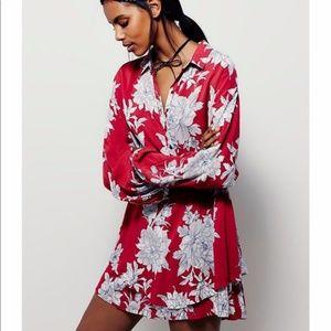 Free People // Shake It Mini Dress